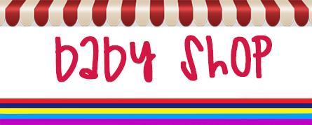 baby shop icon